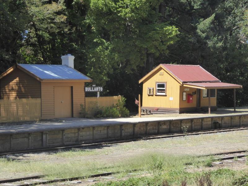 Bullarto Station