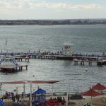 Outdoor swimming all year round at Eastern Beach Geelong