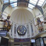 Gog & Magog in the Royal Arcade Melbourne