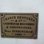 Lighthouse parts by Chance Brothers of Birmingham
