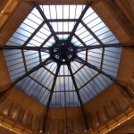 Vaulted ceilings in the Block Arcade Melbourne