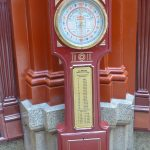 1880 weighing scales in The Block Arcade