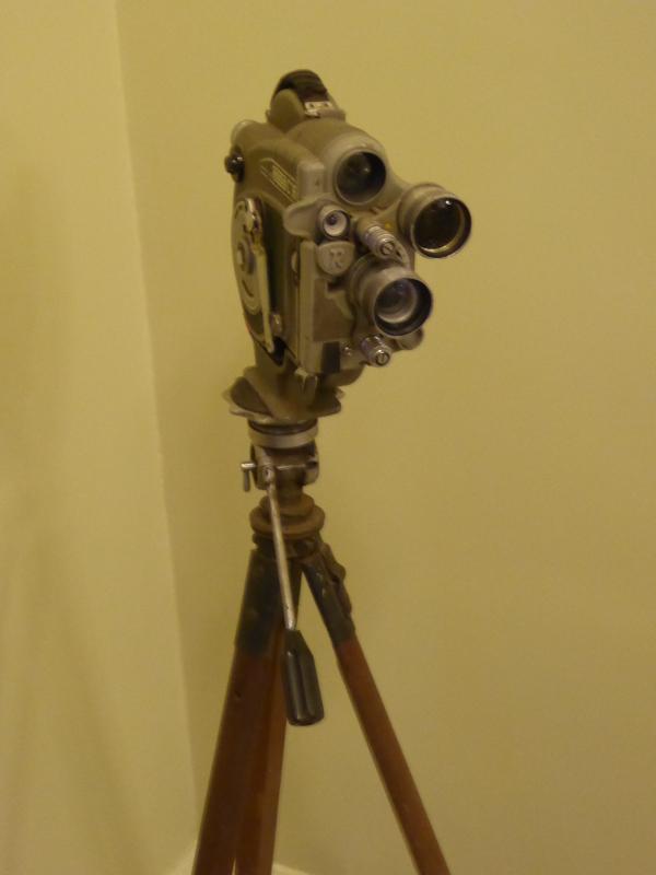 Eurig 16mm camera