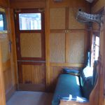 Inside the 1930s carriage