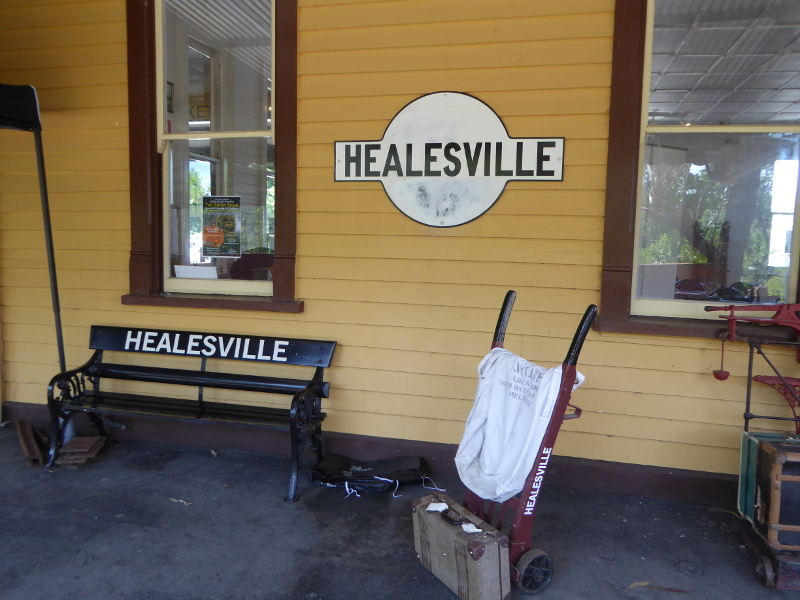 Healesville Station