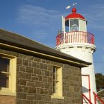 Lady Bay Upper Lighthouse