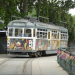 Tram to the Joss House in Bendigo