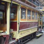 Some trams date from 1908