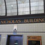 Nicholas Building lifts