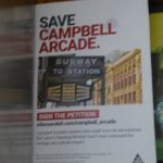 Save Campbell Arcade