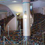 Rivoli Theatre staircase