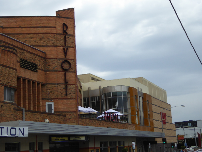 Rivoli Cinema in Camberwell