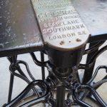 Turnstiles from C Isler of Southwark