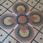 Floor tiling at the Regent Theatre Melbourne