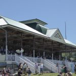 Camperdown Racecourse Grandstand