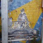 Murals at Brunswick Baths