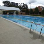 Olympic Pool at Brunswick Baths