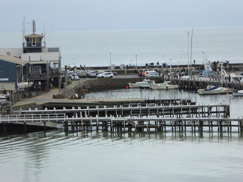 Mornington piers