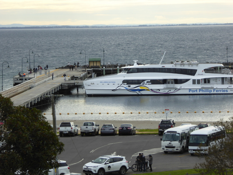 Portarlington Ferry