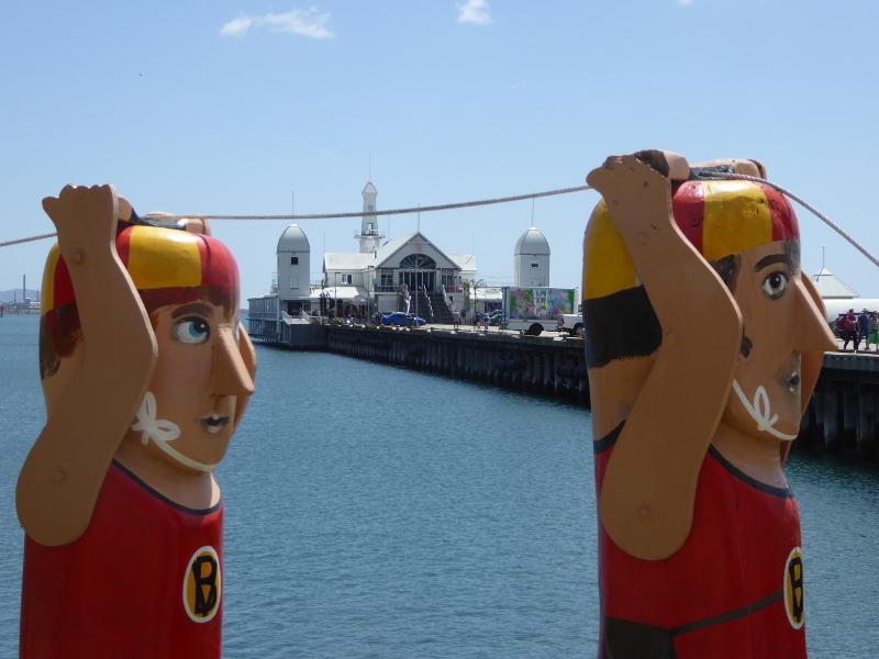 Geelong's Cunningham Pier