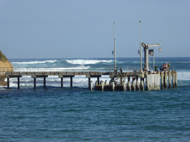 Port Campbell Jetty