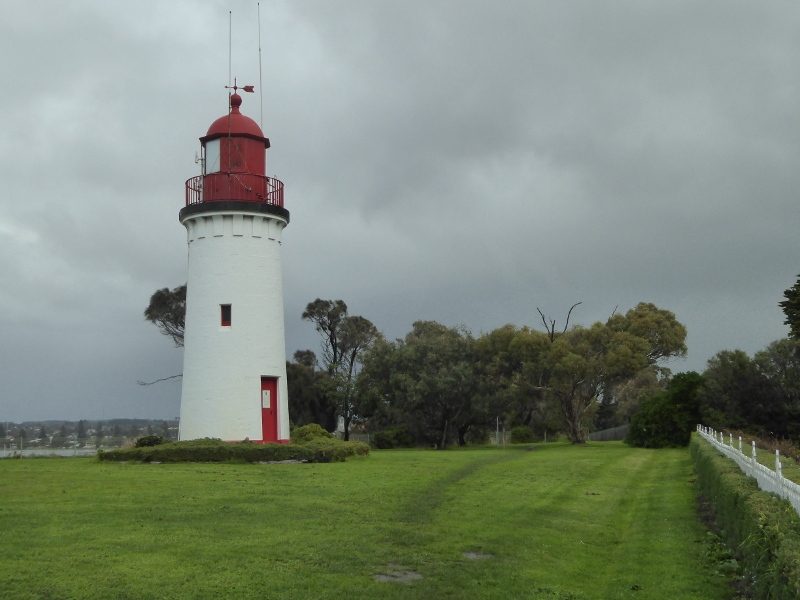 Whalers Bluff Lighthouse
